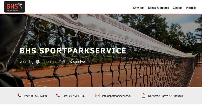 Sportparkservice